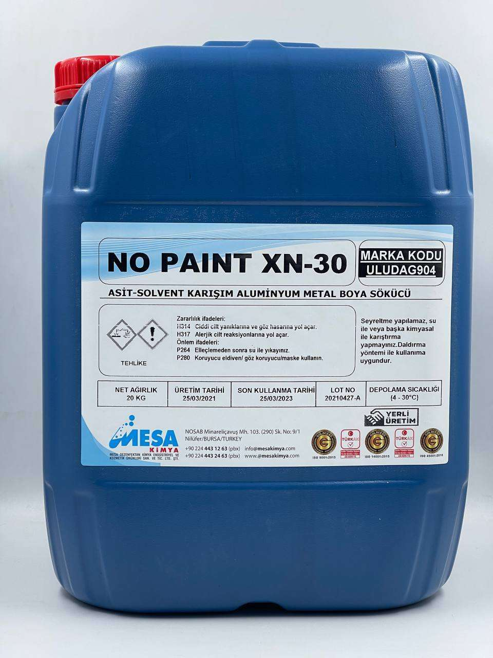 Jant boya sökücü XN30
