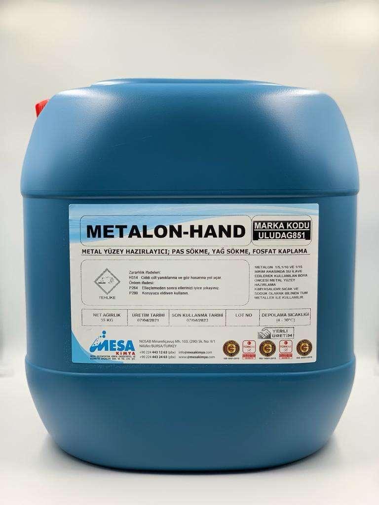 Sprey demir fosfat Metalon-auto 35kg