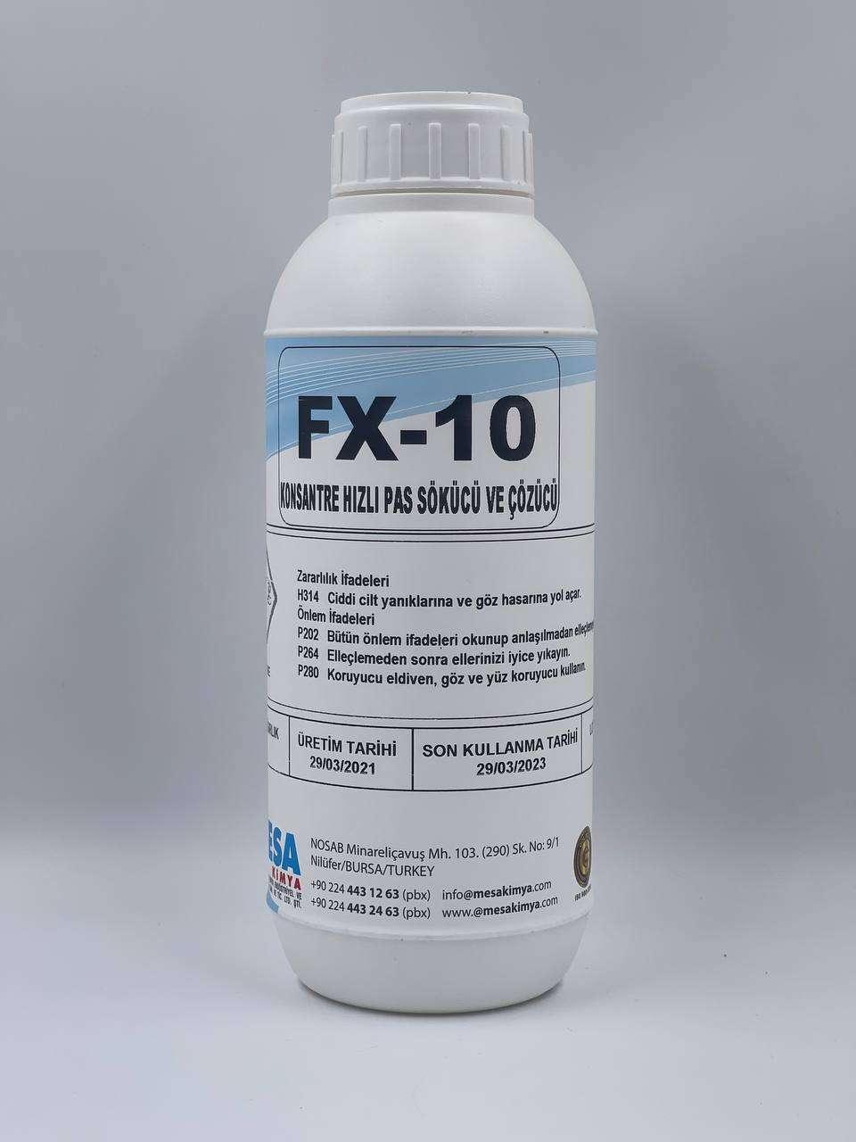En iyi pas sökücü FX10