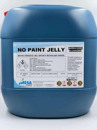 Boya sökücü jel no paint jelly 35 Kg