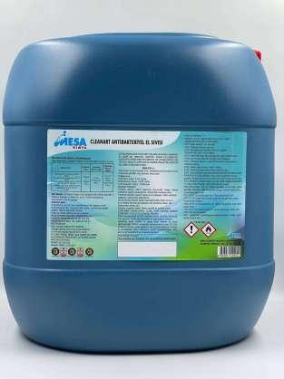 Cleanart antibakteriyel el sıvısı 30 lt