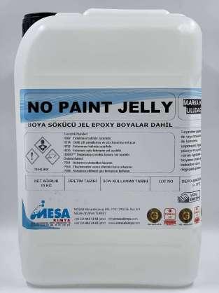 Boya sökücü jel no paint jelly 10 Kg