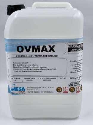 El temizleme kremi 10 kg Ovmax