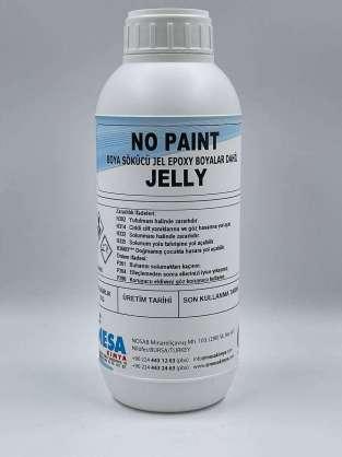 Boya sökücü jel no paint jelly 1 Kg