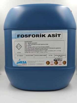 Fosforik asit